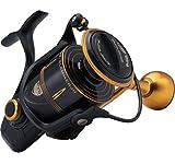 Penn Slammer III del tamaño medio del agua salada Sealed Spinning SLAIII1500...