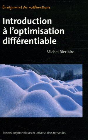 Introduction à l'optimisation diff�...