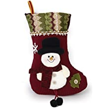 navidad calcetn decoracin de navidad