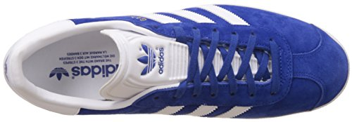 CHAUSSURES ADIDAS GAZELLE S79979 Bleu (Collegiate Royal/White/Gold Metallic)