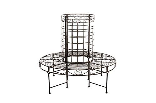 clp-360-metall-baum-bank-nanuk-mit-lehne-rund-oe-ca-50-cm-120-cm-innen-aussen-landhausstil-lackierte