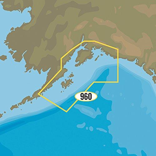 C-MAP MAX-N+ NA-Y960 - Prince William Sound, Cook Inlet & Kodiak Island (Na Inlet)
