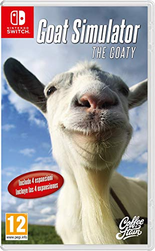 Foto Goat Simulator: The Goaty - Bundle - Nintendo Switch