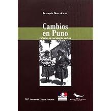 Cambios en Puno: Estudios de sociología andina