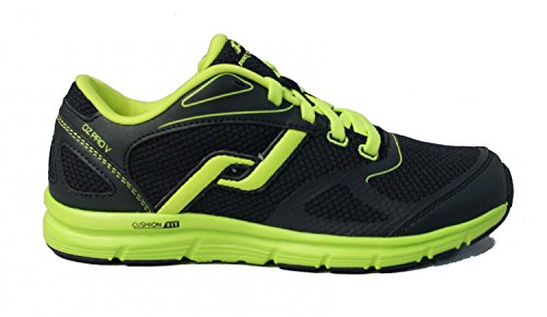 Pro Touch Run-Schuh Oz Pro V Jr - d.blau/grün lime Blau