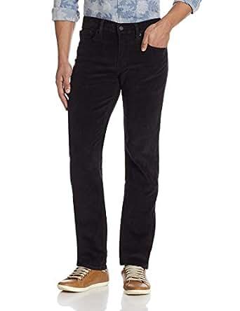 Levi's Men's Casual Trousers (6901935893221_18298-0188_34W x 34L_Black)