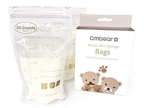 Bolsas para congelar leche materna Bestele