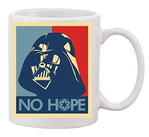 KRISSY Darth Vader No Hope Star Wars Mug Cup Café Vaso
