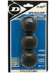 Dunlop Intro Blister de 3 balles