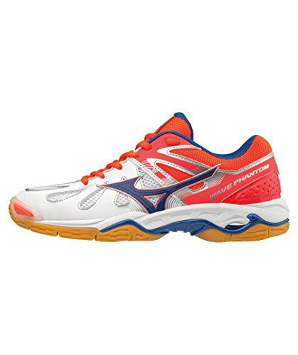 "Mizuno Damen Handballschuhe ""Wave Phantom"" weiss (100) 43EU"
