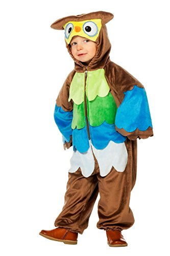 Wilbers 99362 Eule Kostüm Kinder 116