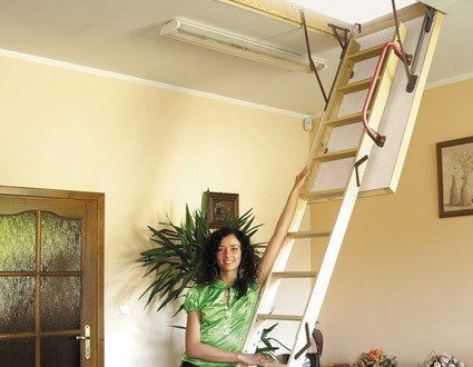 RADEX Bodentreppe Extra Holz 60 x 120 U-Wert 0,86 W/m²K
