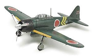 Tamiya 60785 - Maqueta caza Mitsubishi A6M3 Zero modelo 22 (Zeke) - escala 1/72