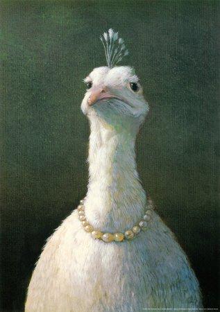 l mit Perlen', von Michael Sowa, Größe: 42 x 59 cm (Michaels Perlen)