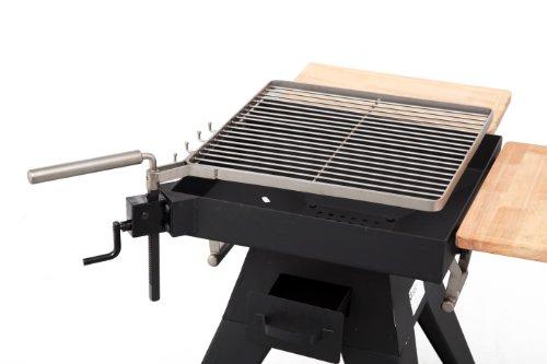 Tepro Holzkohlegrill Zubehör : Tepro wichita abschließbarer grillkohlegrill grill