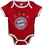 FC Bayern München Baby Body Logo 50-56