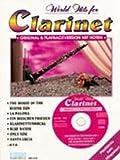 WORLD HITS FOR CLARINET 1 - arrangiert für Klarinette - mit CD [Noten/Sheetmusic]