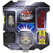 Bakugan - Gundalian Invaders Battle Gear Battle Crusher (couleurs variables)
