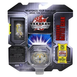 Spin Master Bakugan - Battle Gear - Battle Crusher (Colors Vary)