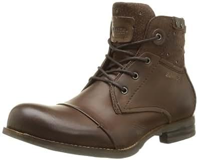 Bunker Ral, Boots homme - Marron (Moro), 40 EU