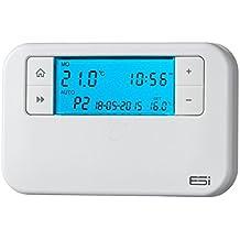 ESI - Termostato programable de ahorro de energía Innovation Controls ESRTP4, color blanco