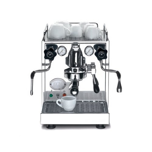ECM Technika 85003 Edelstahl satiniert Espressomaschine