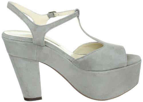 LAutre Chose Sandalo Donna LD3223.13GPT05408002, Sandales femme Gris-TR-K1-72