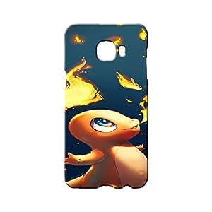 BLUEDIO Designer Printed Back case cover for Samsung Galaxy C5 - G12105