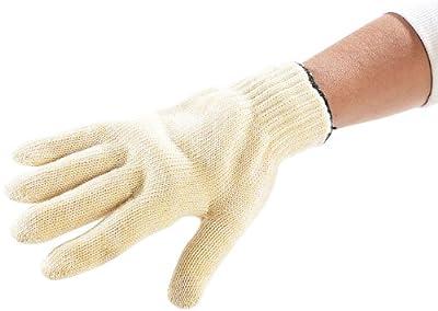 Hitze-Schutz-Handschuh 7632 für Grill & Ofen aus feuerbeständigen Aramidfasern NomexTM und KevlarTM - bis 250°