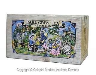 Specialty Tea in Softwood Box - Earl Grey by Metropolitan Tea