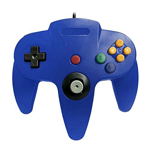 N64Wired USB Game Controller Gamepad Joypad Joystick für PC MAC USB-Schnittstelle Spiel Zubehör