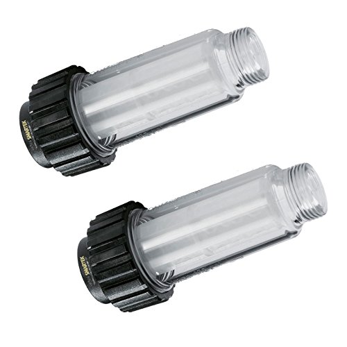 \'2x Filtro de agua para Kärcher 4.730-059.0de m & m Smartek-Conector 3/4para K2hasta K7