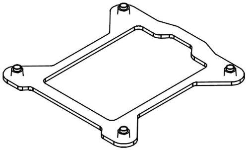 Backplate für Sockel 1156/1155 CPU Kühler