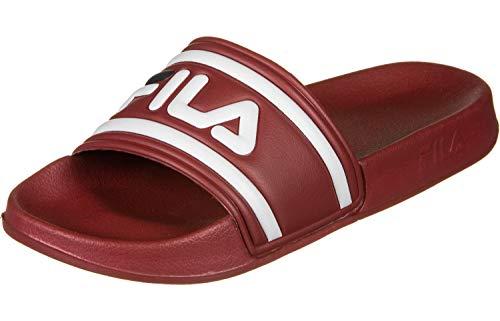 Fila Morro Bay Slipper W Chanclas Pompeian Red