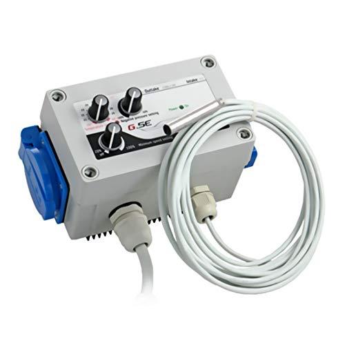 GSE Superfan Contrôleur 2 prises 220 V (5 A max)