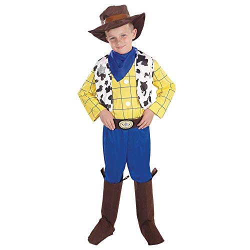 Fun Shack- Costume Disfraz, Color Cowboy, Extra-Large (FNK3876XL-US)