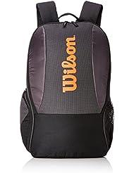Wilson Tour Team II Backpack GY, color Negro - negro, tamaño 44 x 33 x 26 cm, 38 Liter, volumen liters 38.0