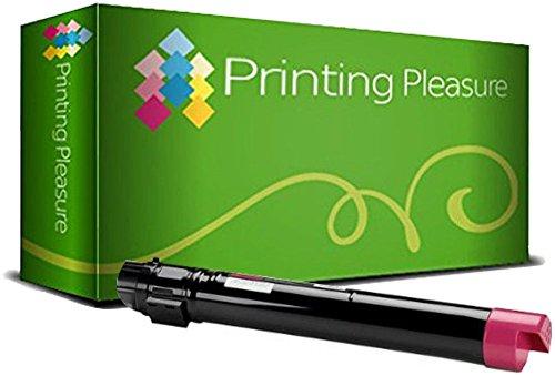 Magenta Toner kompatibel für Xerox Phaser 7500 N/DN/DT/YDN/YD/DNZ/DX | 106R01437 17800 Seiten (Toner Phaser 7500)