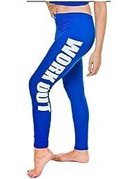 Femme de travail de Sport Gym Yoga Entraînement stretch Pantalon de course à pied pour femme