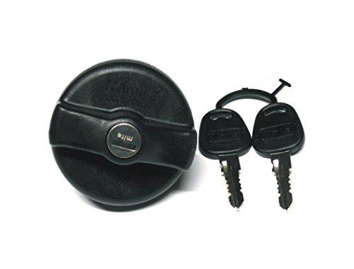 Tankdeckel Tankverschluss mit Schlüssel D13