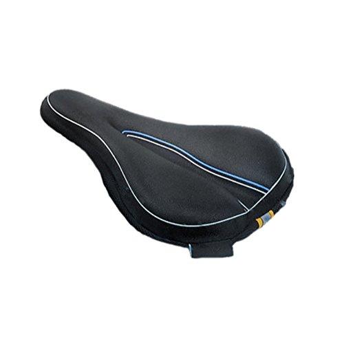 RUIX Mountainbike Zubehör Sattelbezug Für Den Fahrradsitz, Mountainbike Sitzbezug Reiten Silikon Autositzbezug
