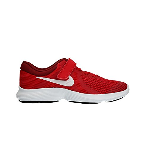 Nike Unisex-Kinder Kleinkinder Sneaker Revolution 4  - Sneakers Rot Nike Jungen