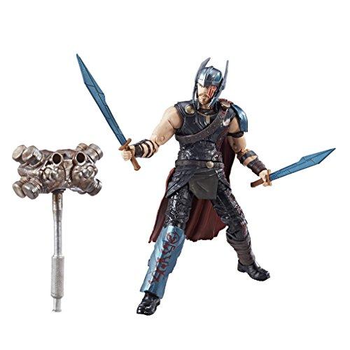 Marvel E1365EL2 Best of Legends Series Thor Action - Decorative figure, 15 cm