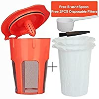 Tradico® keurig 2 0 1 0 k carafe k cups refillable reusable coffee filter carafe k cups k carafe free for wholesale coffee prices 1pcskcup2pcparpercup