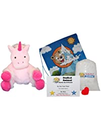 "Make Your Own Stuffed Animal ""Star The Unicorn"" No Sew Kit With Cute Backpack!"