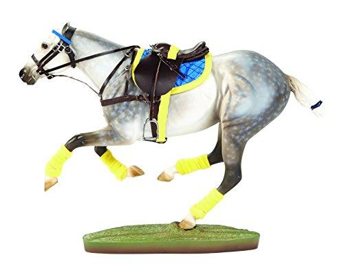 breyer-polo-saddle-set