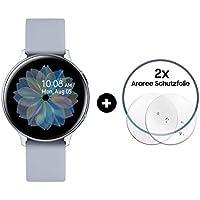 Samsung Galaxy Watch Active2 Aluminium 40 mm (Explorer Edition) silber