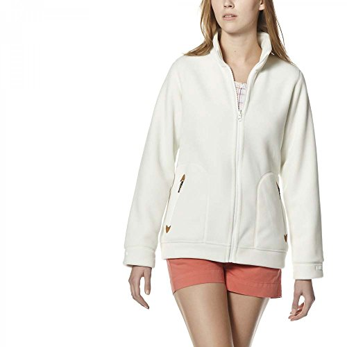 Aigle Spitland, Giacca Donna, Bianco (Off White), 46
