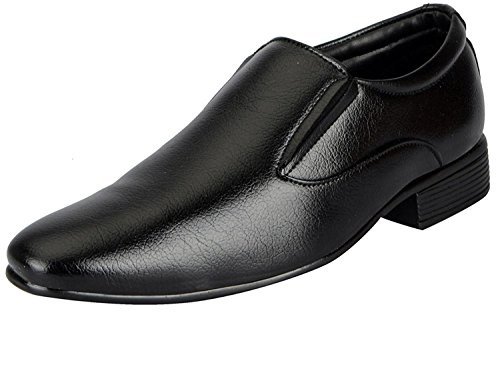 Bata Men's Formal shoes (6UK/INDIA (40EU), Black)