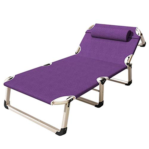 RUIMA Büro Freizeit brechen klappstuhl mittagspause Stuhl lehnsessel Multi-Funktion einzelbett kleine einzelne Schwangere Frauen nach Hause (Design : A1)